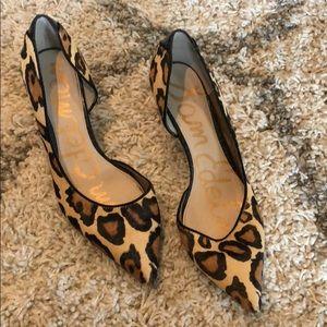 99373799ccbdd6 Sam Edelman Shoes -  Onyx  Half d Orsay Pointy Toe Pump SAM EDELMAN